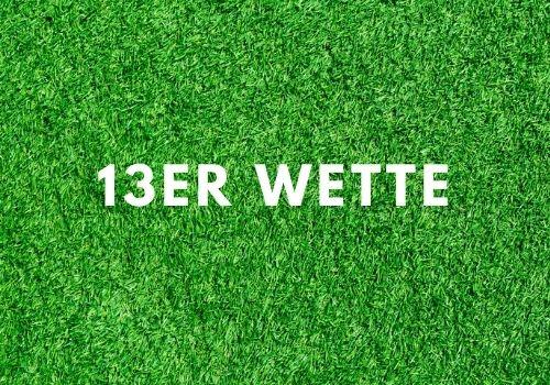 13er-wette