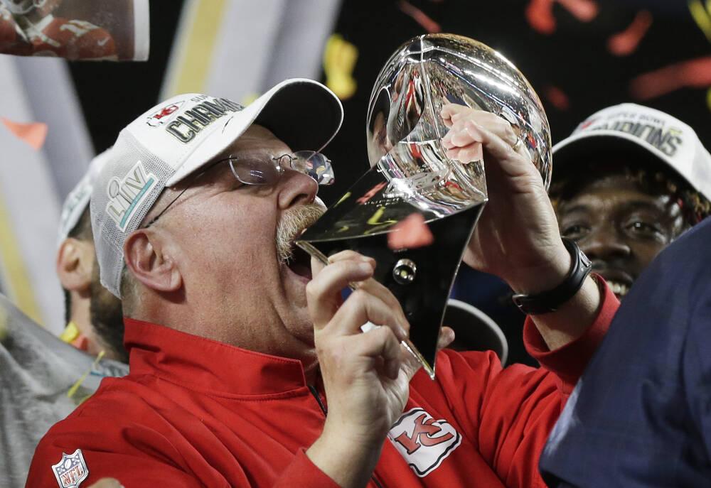 Andy Reid Super Bowl