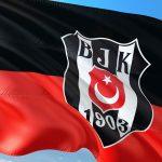 Besiktas Istanbul Flagge